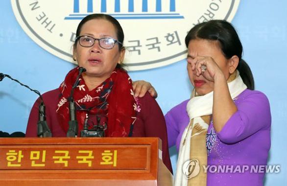 Nhân chứng VN đối chất ở tòa xử các vụ thảm sát của binh sĩ Hàn Quốc - Ảnh 1.