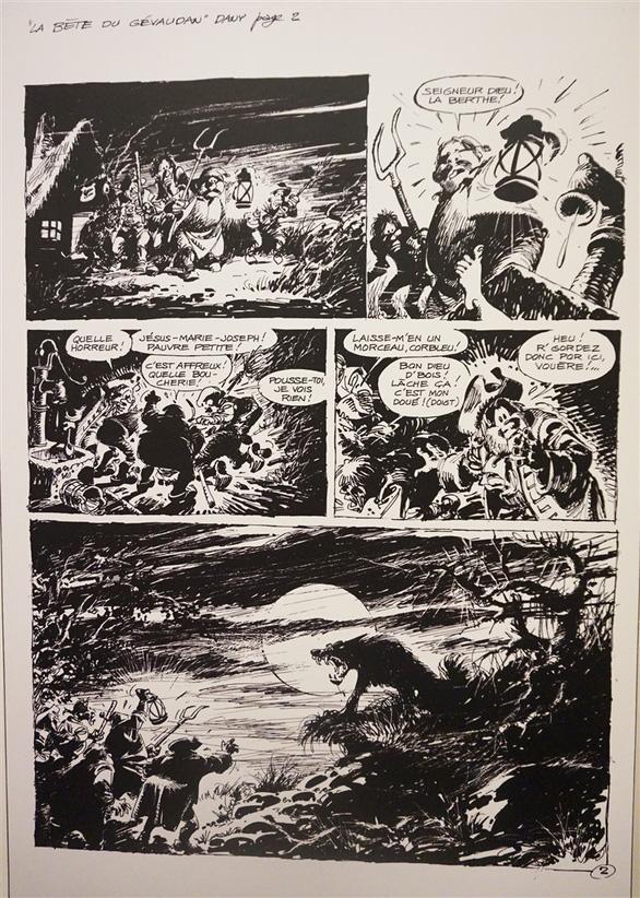 Nghệ sĩ truyện tranh người lớn của Bỉ tới Việt Nam - Ảnh 7.