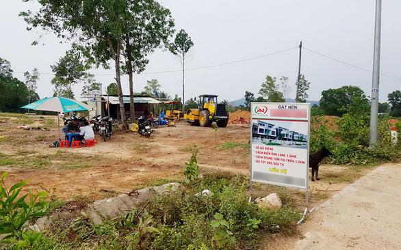 Lao vào phân lô bán nền đẩy giá đất Phú Quốc cao ngất ngưởng - Ảnh 3.