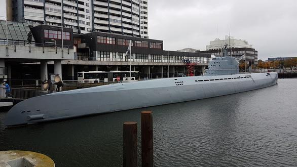 Phát hiện xác tàu ngầm, giải mã thuyết âm mưu Hitler trốn sang Nam Mỹ - Ảnh 1.