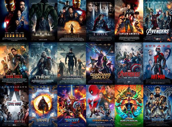 Từ Iron man đến vũ trụ điện ảnh Marvel 5,8 tỉ USD doanh thu - Ảnh 1.
