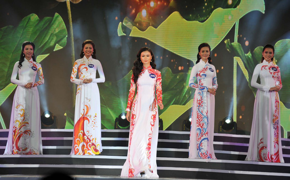 Hoa hậu biển Việt Nam toàn cầu không nhớ nổi 12 huyện đảo - Ảnh 8.