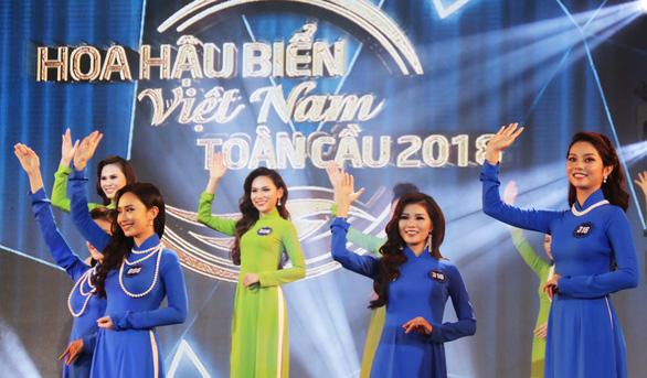 Hoa hậu biển Việt Nam toàn cầu không nhớ nổi 12 huyện đảo - Ảnh 7.