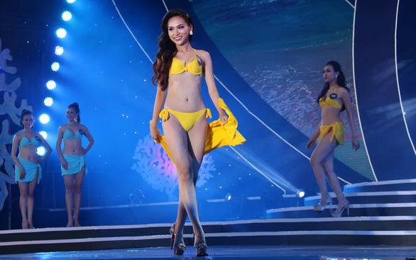 Hoa hậu biển Việt Nam toàn cầu không nhớ nổi 12 huyện đảo - Ảnh 4.