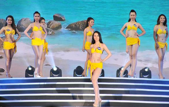 Hoa hậu biển Việt Nam toàn cầu không nhớ nổi 12 huyện đảo - Ảnh 3.