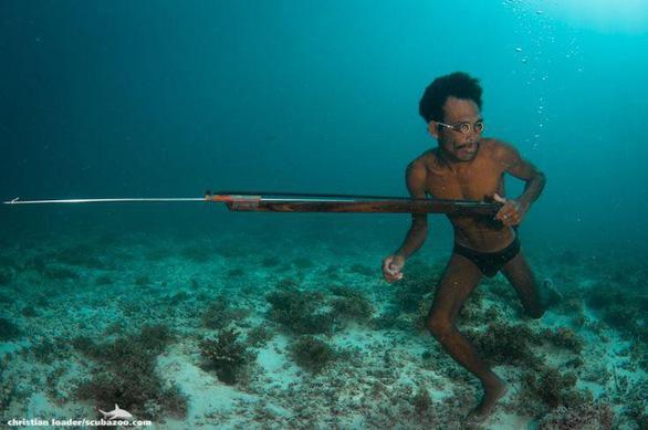 Người bơi lặn như rái là có thật? - Ảnh 5.