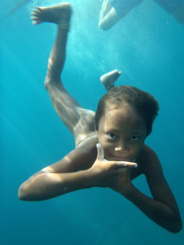 Người bơi lặn như rái là có thật? - Ảnh 6.