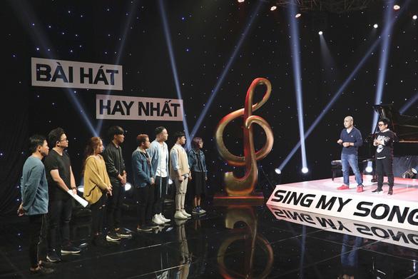 Sing my song: Hakoota Dũng Hà và Đình Khương đội Đức Trí đi tiếp - Ảnh 1.