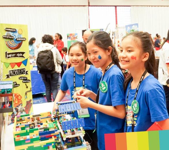 HS Việt Nam giành giải thưởng cao cuộc thi Khoa học ứng dụng quốc tế tại Mỹ - Ảnh 1.