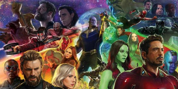 Từ Iron man đến vũ trụ điện ảnh Marvel 5,8 tỉ USD doanh thu - Ảnh 5.