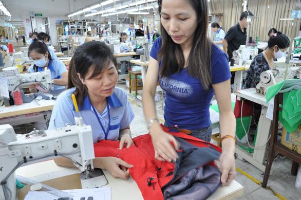 Hiệp hội Dệt may tố địa phương trì hoãn cấp phép dự án dệt nhuộm - Ảnh 1.