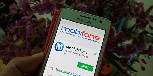 MobiFone cho cập nhật thông tin trực tuyến sau... hạn chót 24-4 - Ảnh 1.