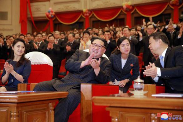 Ông Trump: Giải quyết vấn đề Triều Tiên là 'chặng đường dài' - Ảnh 1.