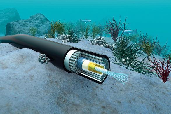 Sửa xong hai tuyến cáp quang biển, tốc độ Internet Việt Nam khôi phục - Ảnh 1.