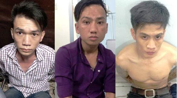 Bắt băng nghiện ma túy gây ra hàng loạt vụ cướp tại Sài Gòn - Ảnh 1.