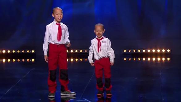 Cậu bé gốc Việt được Tìm kiếm tài năng nhí Thụy Điển gọi tên là ai? - Ảnh 1.