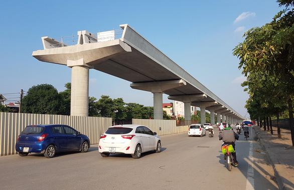 Vay tiền làm đường sắt đô thị, nợ nước ngoài của Hà Nội tăng vọt trên 66.000 tỉ - Ảnh 1.