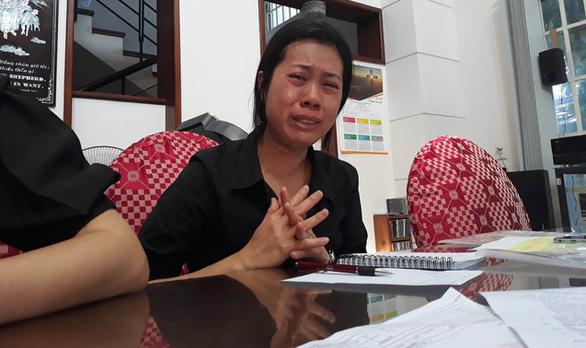 Gia đình bệnh nhân tử vong sau chữa dị ứng gửi đơn lên Bộ Y tế - Ảnh 1.
