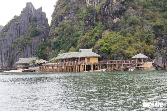 Vườn quốc gia Cát Bà nham nhở vì bị xâm hại - Ảnh 12.