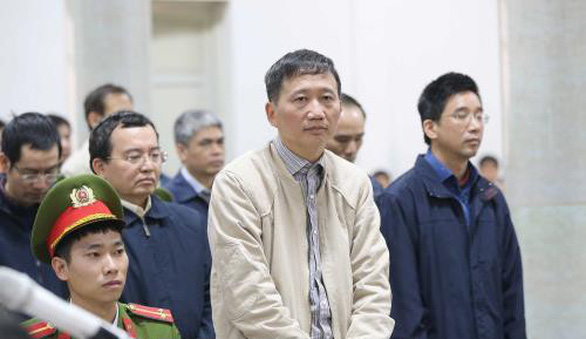 Ngày 7-5 xử phúc thẩm vụ án ông Đinh La Thăng, Trịnh Xuân Thanh - Ảnh 2.