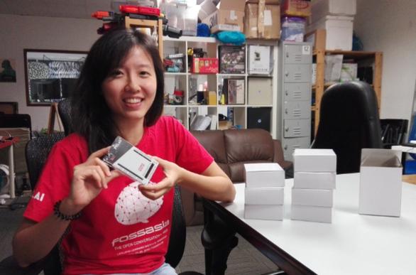 Du học sinh Việt khởi nghiệp với mã nguồn mở ở Singapore - Ảnh 3.