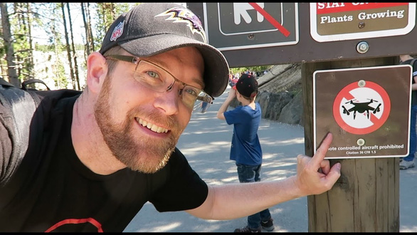 6 tai nạn cần lưu ý khi đi chơi công viên hoang dã - Ảnh 5.