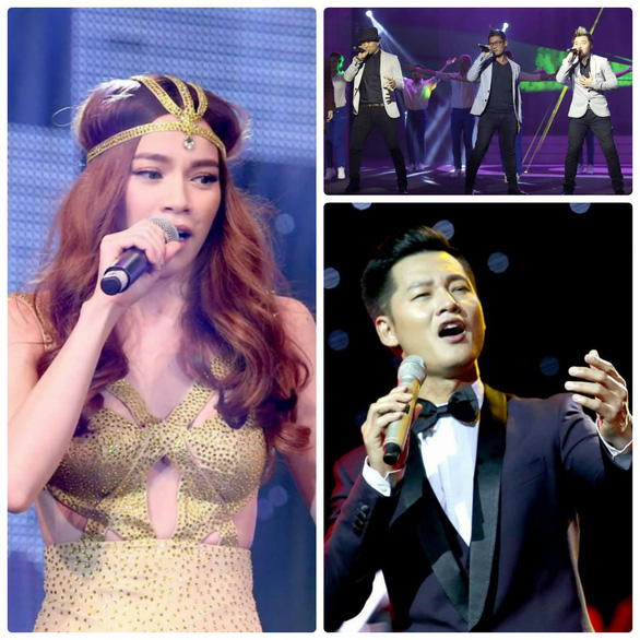 Hồ Ngọc Hà cùng dàn nghệ sĩ cùng quảng bá du lịch Cửa Lò - Ảnh 1.