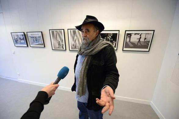 Abbas, nhiếp ảnh gia Iran từng chụp chiến tranh Việt Nam vừa qua đời - Ảnh 2.