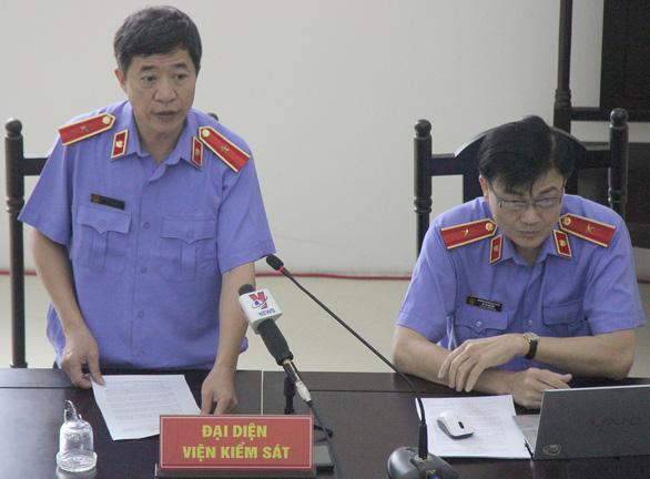 Đề nghị chung thân Hà Văn Thắm, tử hình Nguyễn Xuân Sơn - Ảnh 1.