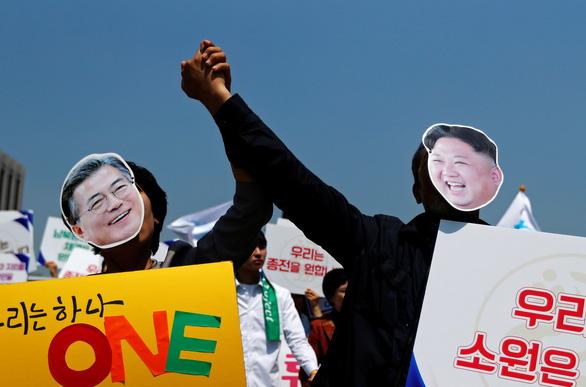 Hàn Quốc khen ông Trump có công lớn giúp đàm phán liên Triều - Ảnh 3.