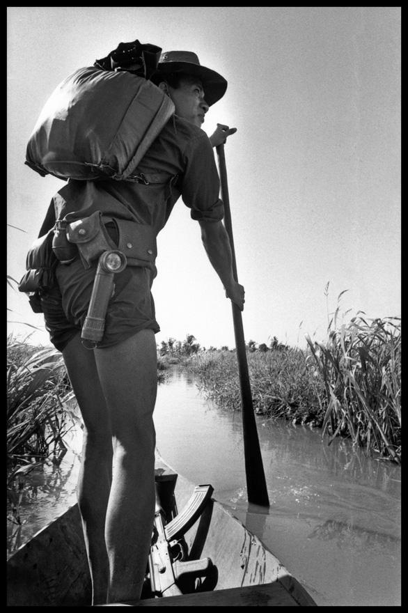 Abbas, nhiếp ảnh gia Iran từng chụp chiến tranh Việt Nam vừa qua đời - Ảnh 3.