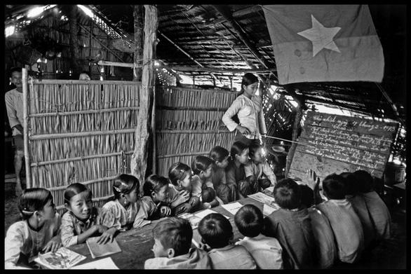 Abbas, nhiếp ảnh gia Iran từng chụp chiến tranh Việt Nam vừa qua đời - Ảnh 4.