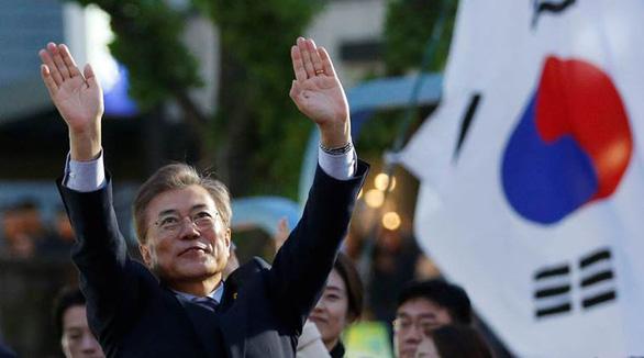 Hai thái cực ở Hàn Quốc trước thượng đỉnh liên Triều - Ảnh 3.