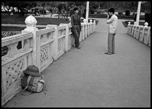 Abbas, nhiếp ảnh gia Iran từng chụp chiến tranh Việt Nam vừa qua đời - Ảnh 5.
