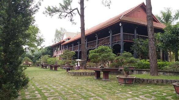 Quảng Ninh thanh tra biệt phủ trên đất trồng rừng Vân Đồn - Ảnh 1.