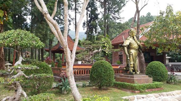 Quảng Ninh thanh tra biệt phủ trên đất trồng rừng Vân Đồn - Ảnh 2.
