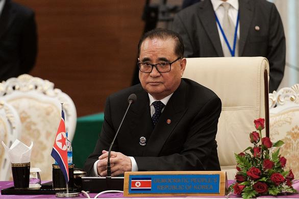 Người giữ linh hồn chính sách đối ngoại Triều Tiên - Ảnh 1.