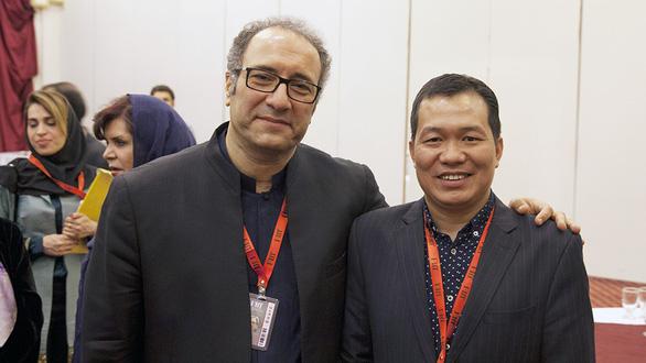 Cha cõng con giành giải Phim hay nhất châu Á ở Iran - Ảnh 4.