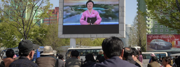 Dân Triều Tiên không hay biết gì về thượng đỉnh? - Ảnh 1.