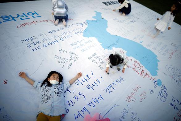 Câu chuyện về lá cờ thống nhất Triều Tiên - Ảnh 6.