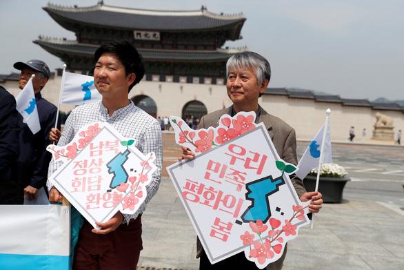 Câu chuyện về lá cờ thống nhất Triều Tiên - Ảnh 3.