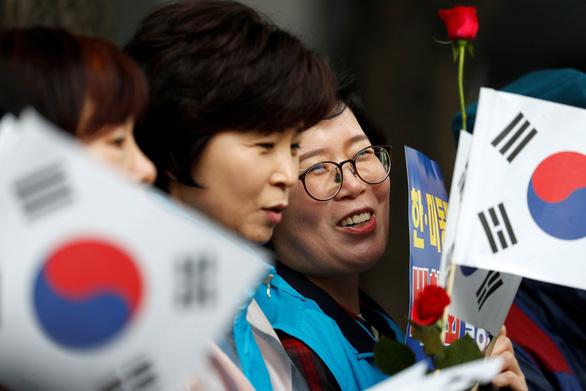 Câu chuyện về lá cờ thống nhất Triều Tiên - Ảnh 5.