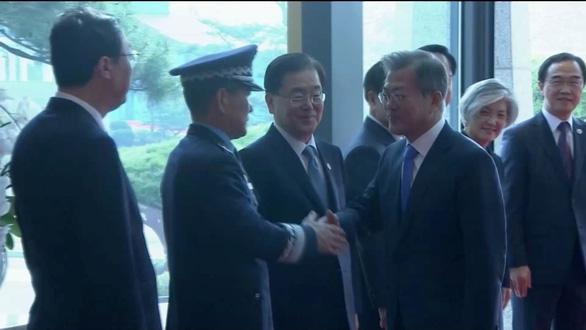 Câu chuyện về lá cờ thống nhất Triều Tiên - Ảnh 8.