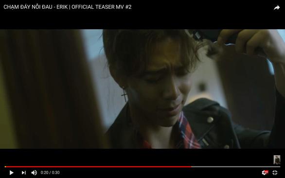 MV Chạm đáy nỗi đau của Erik không phải chuyện tình đam mỹ - Ảnh 5.