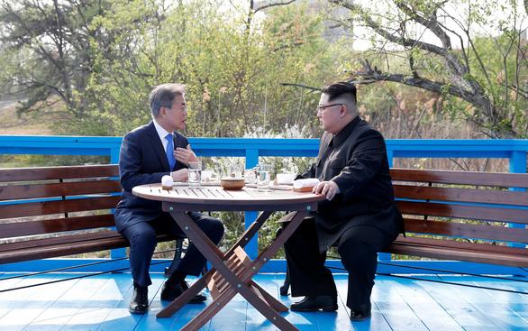 Hàn Quốc - Triều Tiên cùng tuyên bố sẽ không còn chiến tranh - Ảnh 6.