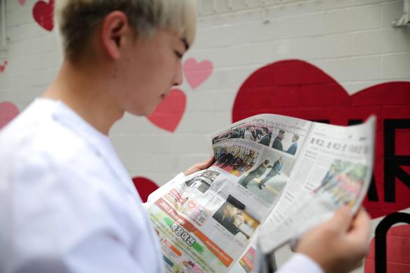 Báo Hàn Quốc hoan nghênh nhưng thận trọng về thượng đỉnh liên Triều - Ảnh 1.
