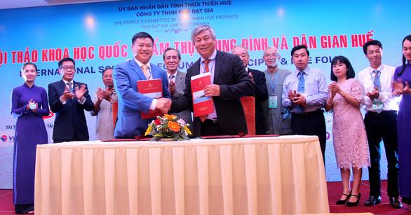 Xây dựng Huế thành Kinh đô ẩm thực của Việt Nam - Ảnh 5.