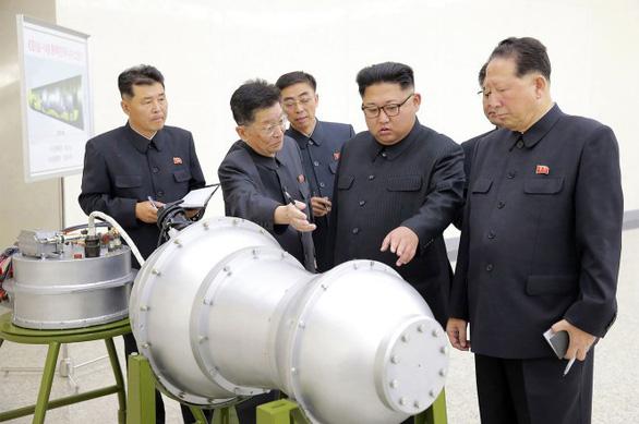 Hàn Quốc: Triều Tiên đóng cửa bãi thử hạt nhân vào tháng 5 - Ảnh 1.