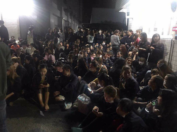 Người Việt ở Đài Loan kêu gọi hỗ trợ công nhân gặp nạn - Ảnh 2.
