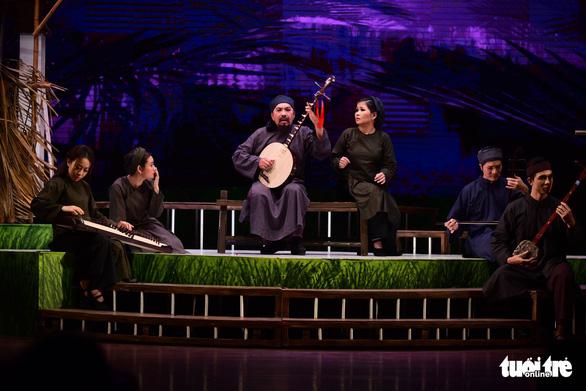 Trăm năm cải lương xúc động đêm diễn tôn vinh thầy Ba Đợi - Ảnh 19.